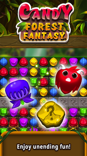 Candy forest fantasy : Match 3 Puzzle  screenshots 21