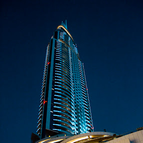 Downtown Dubai by Allan Caragao - Buildings & Architecture Office Buildings & Hotels ( building, hotel )
