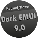 Dark EMUI 9 / 9.1 Theme for Huawei/Honor icon