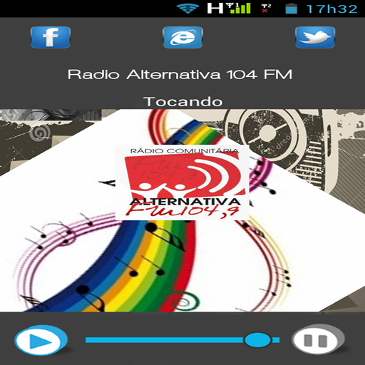 Radio Alternativa 104 FM