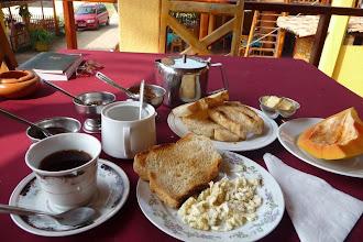 Photo: English Breakfast Blue Lagoon Guesthouse Tangalle Sri Lanka