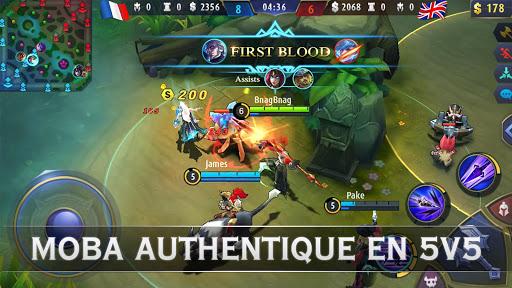 Mobile Legends: Bang Bang  captures d'u00e9cran 1