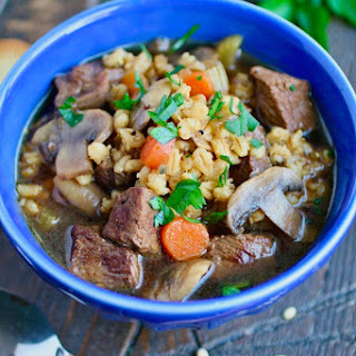 Beef Broth Mushroom Soup Recipes
