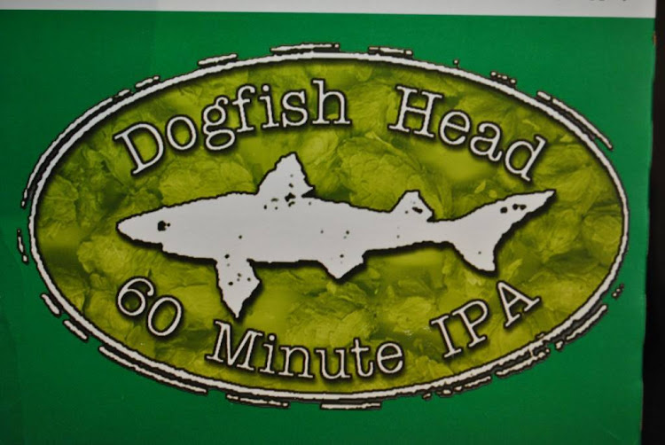 Logo of Dogfish Head 60 Minute IPA