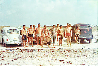 "Photo: VT 26 ""Animals"" invade Padre Island, TX"