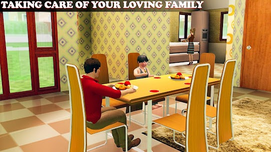 New Virtual Mom Happy Family 2020:Mother Simulator  Apk Download For Android and Iphone 1