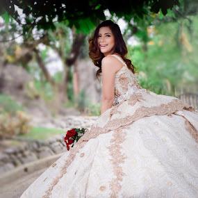 by Dion Besa - Wedding Bride ( wedding photography, inspiration, bridal, wedding, bride, groom, photography )