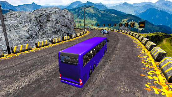 Offroad Tour Bus Driver Coach Bus Simulator- screenshot thumbnail