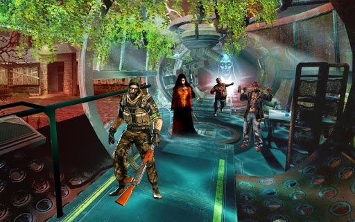 Best Horror Haunted House: Solve Murder Case Games 1.0 screenshots 2