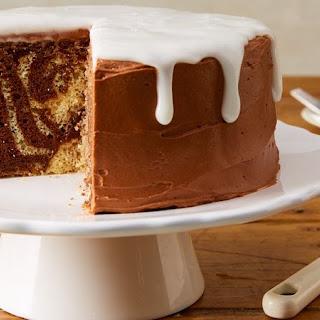 Slow-Cooker Zebra Cake.