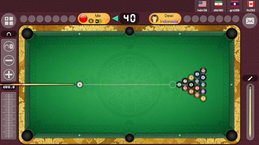 8 ball billiards Offline / Online pool free game ss2