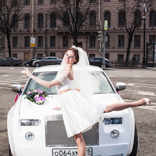Wedding photographer Aleksandr Kostrov (lwedru). Photo of 11.04.2016