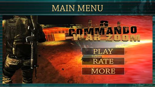 IGI Commandos War Zoom