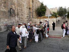 """Photo: Naar de """" Oude Stad"""" van Jeruzalem"""