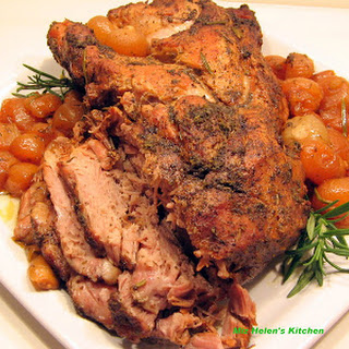 Rosemary Pork Roast Slow Cooker Recipe