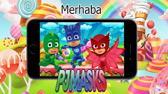 Pijamaskeliler çocuklar macera - náhled