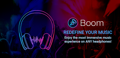 Boom: Music Player with 3D Surround Sound and EQ - Apps on