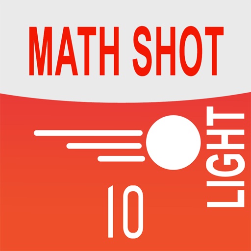 Math Shot Light Add within 10