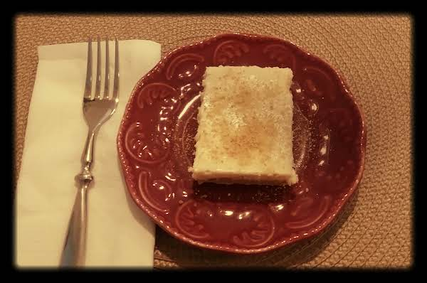 Creamy Cheesecake Bars Recipe