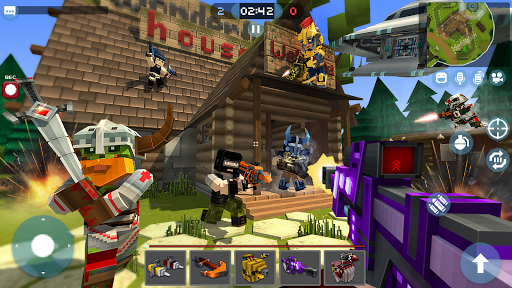 Mad GunZ -  online shooter for PC