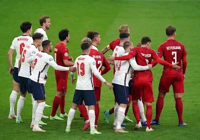 L'Angleterre sanctionnée par l'UEFA à cause de ses supporters