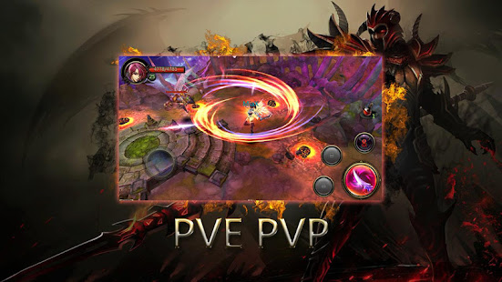 Mod Game Dragons War Legends for Android