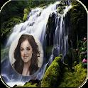 Waterfall Photo Frames-Editor icon