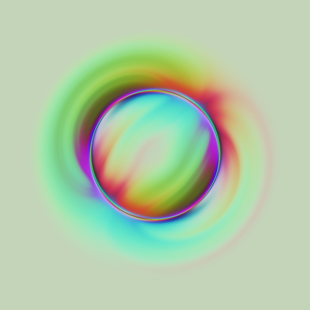 abstract circle distortion filterforge generative gradient noise organic osmosis random