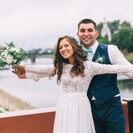 Wedding photographer Anastasiya Shalashova (870miles). Photo of 04.01.2018