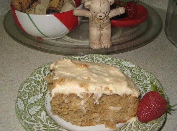 Pineapple Spice Cake Recipe