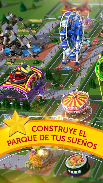 RollerCoaster Tycoon Touch Download Descargar Apk