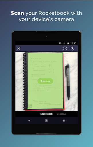 Rocketbook modavailable screenshots 7