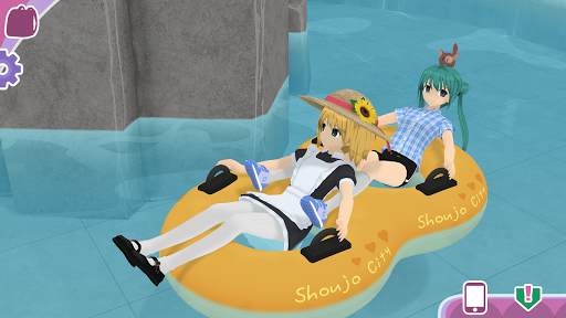 Code Triche Shoujo City 3D APK MOD screenshots 4