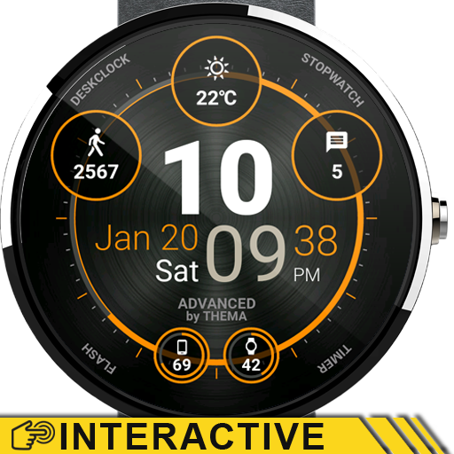 Advanced Watch Face file APK for Gaming PC/PS3/PS4 Smart TV