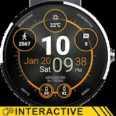 Tải Game Advanced Watch Face