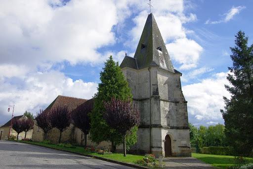 photo de eglise Saint Langis