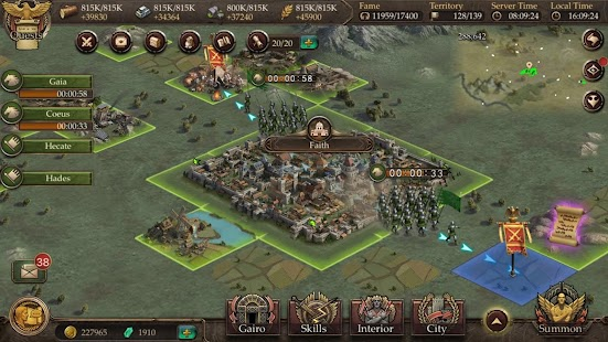 Immortal Conquest Screenshot
