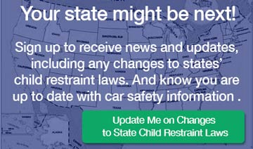 Updated Car Seat Laws 2017: Connecticut, New York, North Dakota ...
