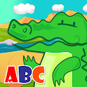ABC with Croc icon