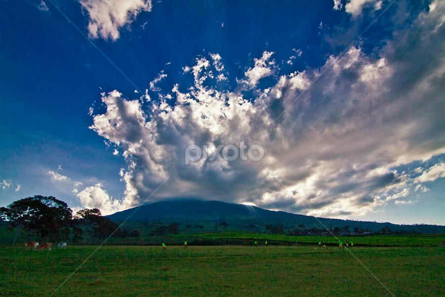by Silverado Yoenoes - Landscapes Cloud Formations