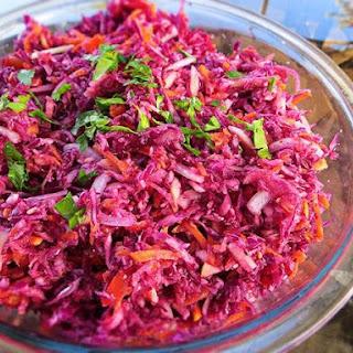 Fresh Colorful Salad