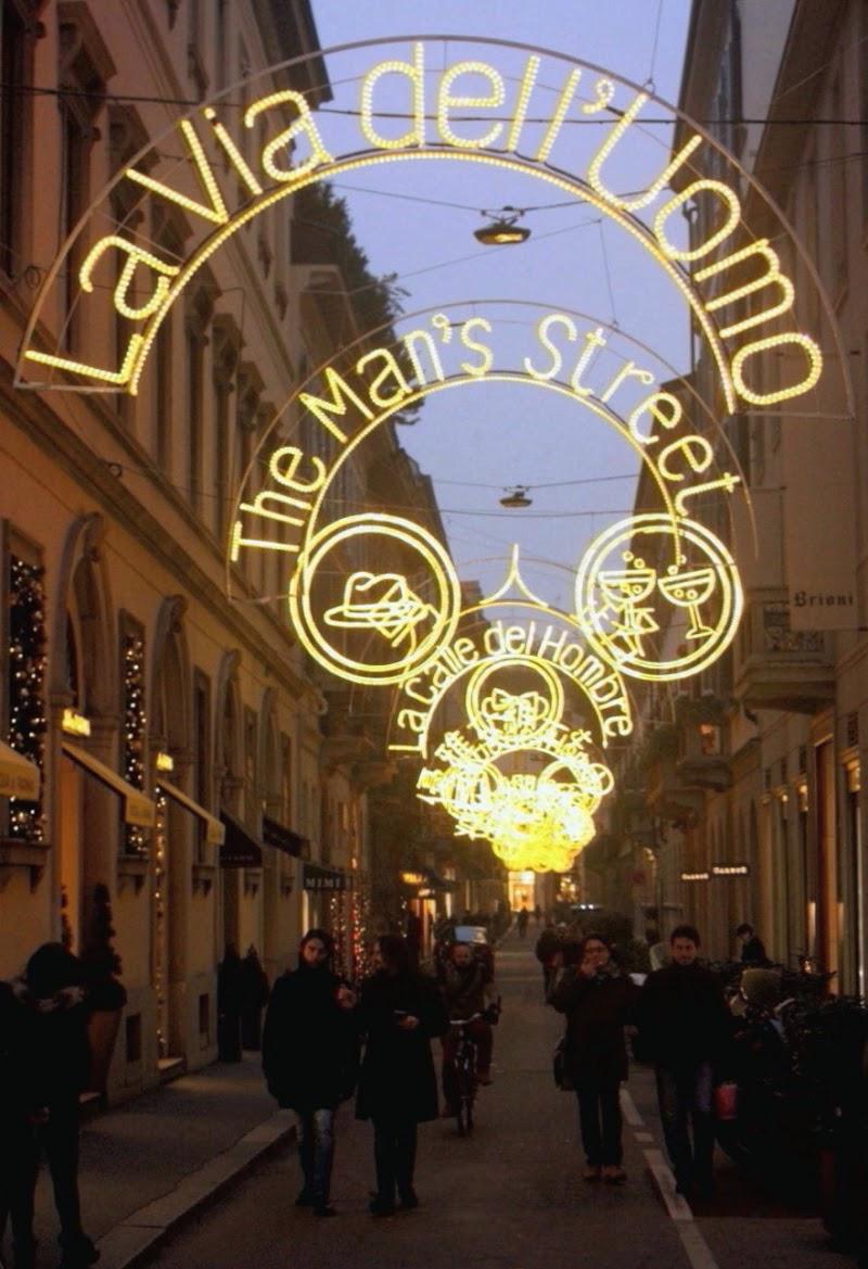 Milano natalizia di paolo-spagg