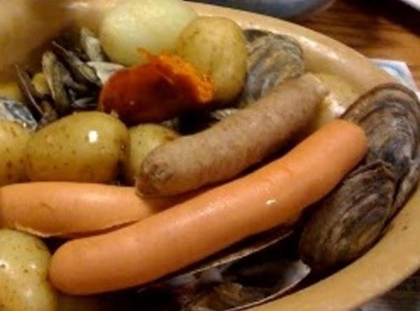 New England Clam Boil Recipe