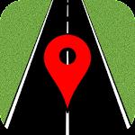 GPS Navigation Maps Icon