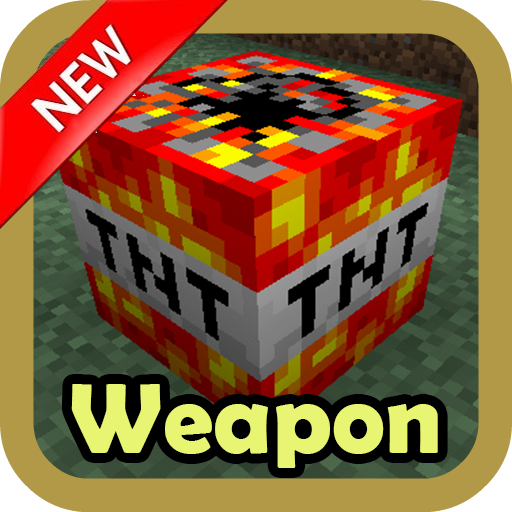 Weapon MODS For MCPE+