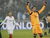 Sergio Rico prolonge jusqu'en 2021 à Séville