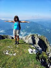 Photo: Der Rauenstein hätte sich ein Gipfelkreuz verdient.