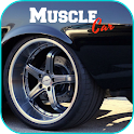 Muscle Cars Wallpaper icon