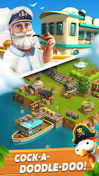 Funky Bay - Farm & Adventure game APK screenshot thumbnail 5