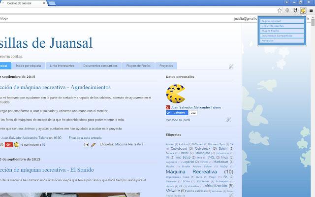 Icono Blog Cosillas de Juansal